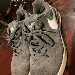 Gray Nike SB